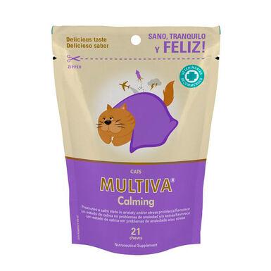 Multiva Calming calmante natural para gatos