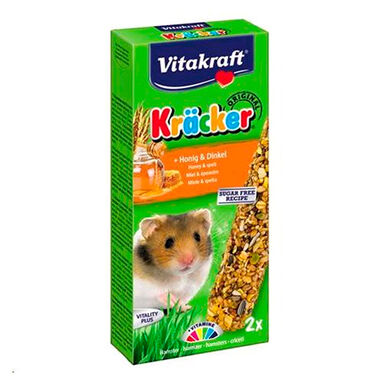 Barrita Vitakraft Emotion para Hamster - Miel