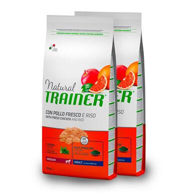 Natural Trainer Adult Medium frango