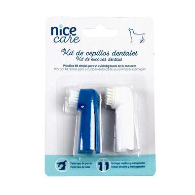 Kit Escovas Dentais Nice Care