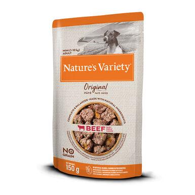 Nature's Variety Original Adult Mini saqueta 150g para cães