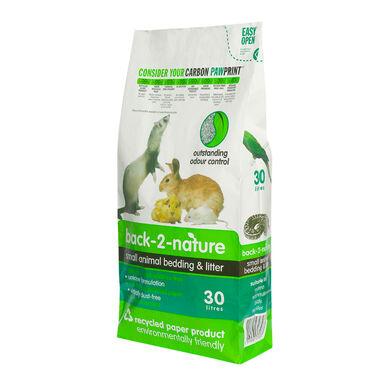 Leito higiénico Ecológico Back2Nature