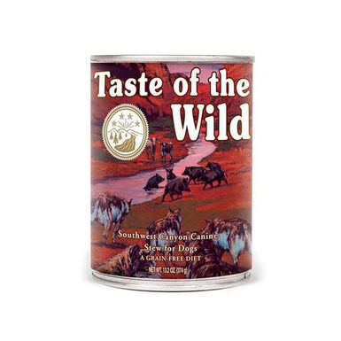Lata Taste of the Wild Southwest Canyon 390 g para cães