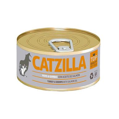 Latas Catzilla para gato 100 gr