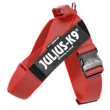 Julius K9 arnés IDC cinta rojo para perros