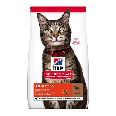 Hill's Gato Adult Cordero