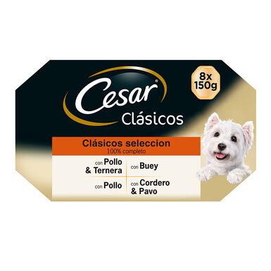 Cesar Multipack Clásicos 3 x (8x150gr)
