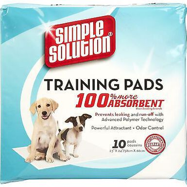 Simple Solution empapadores para perros cachorros