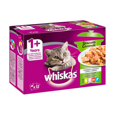Whiskas Casserole Mixed