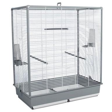 Voltrega desmontable mediana jaula de cría para pájaros