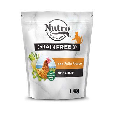 Nutro gato Grain Free adulto sabor frango