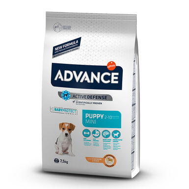Affinity Advance Puppy Mini frango e arroz