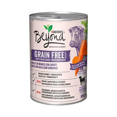 Lata Beyond Grain Free vários Sabores 400 g