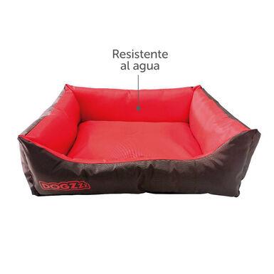 Dogzzz Water Repellent Red cama para cão