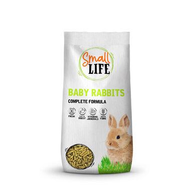Alimento Premium para Coelho Baby Gama Small Life