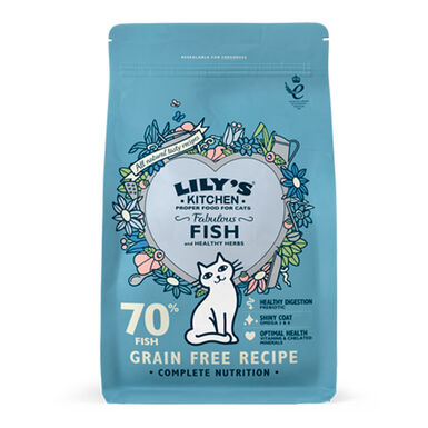 Lily's Kitchen Feline Adult peixe