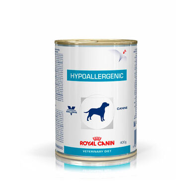 Royal Canin Lata Veterinary Diet Hypoallergenic Húmido