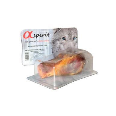 Alpha Spirit Meio Osso de presunto para cão