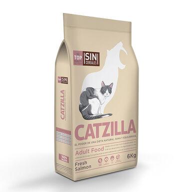 Catzilla Grain Free Fresh Salmão