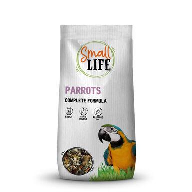 Gama Small Life Alimento Premium Mistura para Papagaios 720 gr
