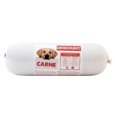 Pack 8 Salsichas de carne para cão Kiwoko Diskount 1 kg