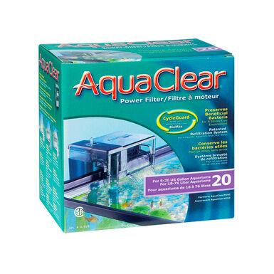 Filtro AquaClear Mochila 20