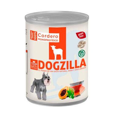 Dogzilla Lata para cão vários sabores 800 gr
