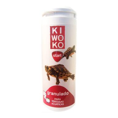 Granulado para Tortugas Acuáticas Kiwoko Start