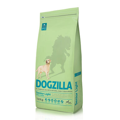 Dogzilla Senior Light
