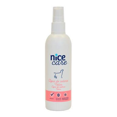 Água de Colónia Nice Care cheiro Talco para cães 125 ml