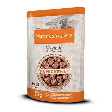 Nature's Variety Original sobre paté para gato 70gr