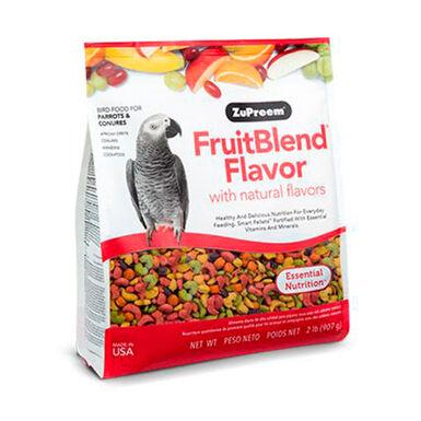 Ração Zupreem FruitBlend para Papagaios médios 7,94 kg