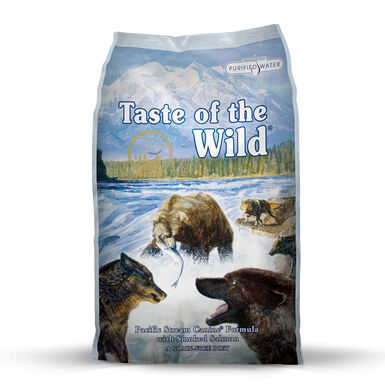 Taste of the Wild Pacific Stream salmão - 2x12,2 kg Pack Poupança