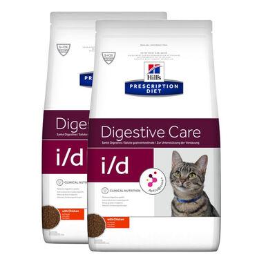 Hill's Feline Prescription Diet i/d - 2x5 kg Pack Poupança