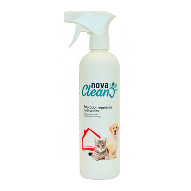 Repelente anti-urina para cães e gatos Nova Clean 500 ml