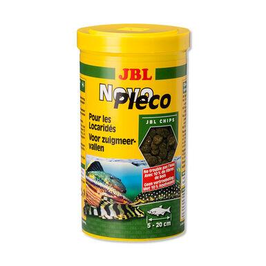 Alimento em pastilha para o fundo JBL NovoPleco 250 ml