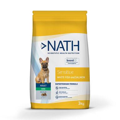 Nath Sensitive Grain Free Mini Adult Ração para Cão