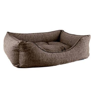 TK-Pet Iris cama mascotas tipo cuna marrón Deluxe