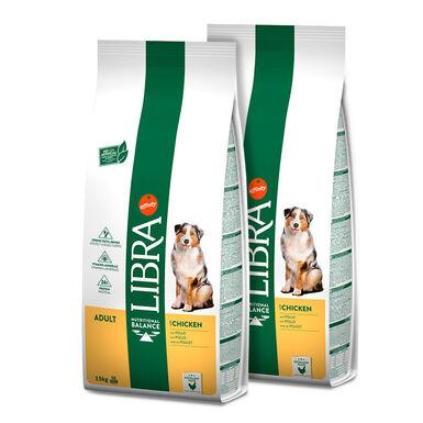 Affinity Libra Adult Frango - 2x15 kg Pack Poupança