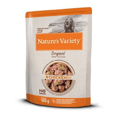 Nature's Variety Original sobre paté para perro 300gr