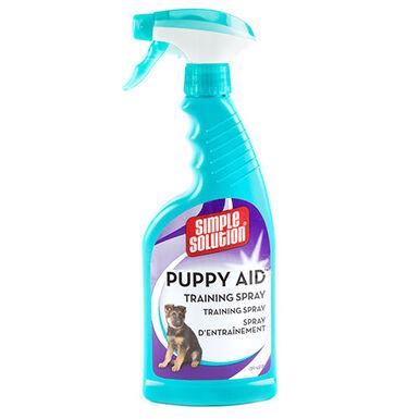 Simple Solution spray educador perros atrae orines