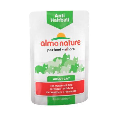 Almo Nature Anti Hairball pacote comida húmida para gato 70 g