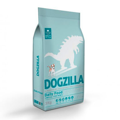 Dogzilla Mini Adult Frango e arroz