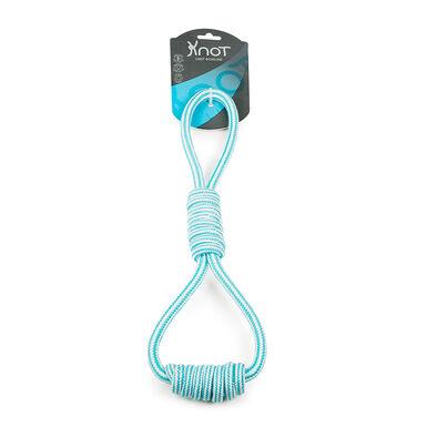 Brinquedo corda dentária Knot Limit Bowline Hangers