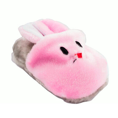Brinquedo sapatilha rosa Plush Shoe da Guabu para cachorro