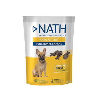 Nath Adult Coat Care 150 gr Sanck para Cão