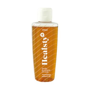 Healsty Premium aceite de salmón para gatos 150 ml