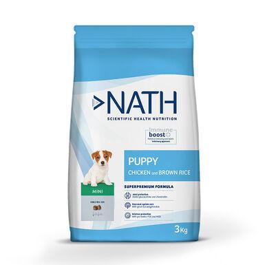 Nath Mini Puppy Ração para Cão