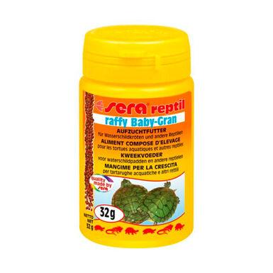Sera Raffy Baby Gran alimento para tartarugas de água 100 ml
