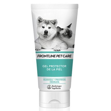 Frontline Pet Care gel protector de la piel